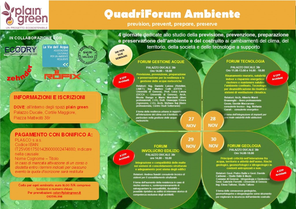locandina GENERALE QUADRIFORUM AMBIENTE orizz-001