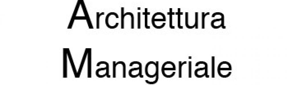 Architettura manageriale
